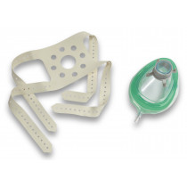 CPAP Harness + Mask #5; regular adult