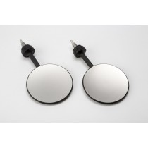 """OVERMOLDED INTERNAL PADDLES,  3.0"""" (7.6 CM) DIA. BY 5.9""""  (15.0 CM) SHORT PAIR, ADULT"""