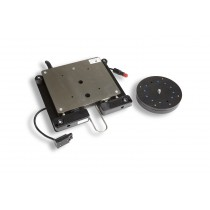 E Series Bracket Kit, Dc Power, with Swivel (Includes Swivel Plate and Bracket Manual)